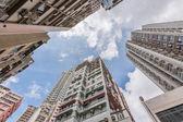 香港の通りの風景 — ストック写真