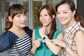 Wearable watch — Stock Photo