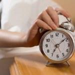 Turn off alarm clock — Stock Photo #50380697