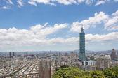 Taipei scenery — Stock Photo