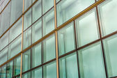 Office windows — Stock Photo