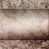 Metal template — Stock Photo