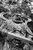 Statue du dieu asiatique âgé — Photo