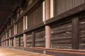 Corridors of Sanjusangendo — Foto Stock