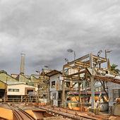 Old factory — Стоковое фото