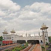 Kuala Lumpur Railway Station — Stock Photo
