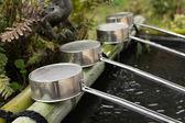 Water ladle — Stock Photo