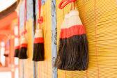 Colorful tassels Charm Pendants. — Stock Photo