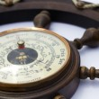 Barometer Close Up Very Dry — Stock Photo
