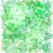 Abstract green backgrouns with French departments — Stock Vector