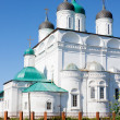 Church of the Nativity of Christ in the town of Balakhna, Russia — Stock Photo