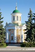 Dzerzhinsk. rusia. una capilla en honor del arcángel miguel — Foto de Stock
