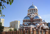 Cathedral of the Transfiguration. Russia — Stock Photo