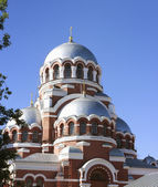 Cathedral of the Transfiguration — Stock Photo