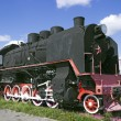 Soviet locomotive was built in years 1933-1944 — Stock Photo #31321213