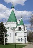 Catedral del arcángel miguel en el kremlin en nizhny novgorod — Foto de Stock