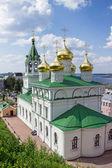 Church Of The Nativity Of John The Baptist. Russia — Stock Photo