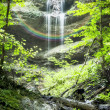 Paehler Schlucht waterfall — Stock Photo #12661722