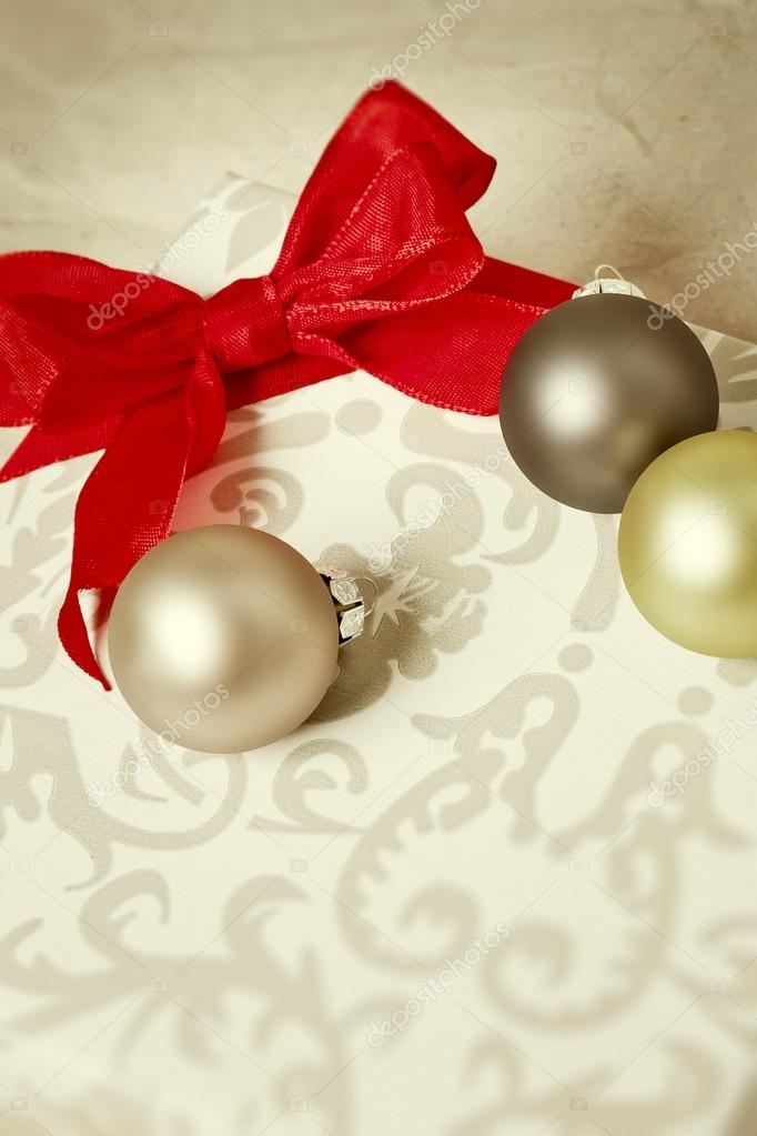 An image of a nice christmas background — Stock Photo #13336799