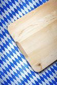 Bavarian background — Stock Photo