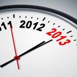 2011 2012 2013 — Stock fotografie #14231593