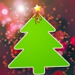 Christmas tree background — Stock Photo #14238143