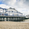 Brighton pier — Stock Photo