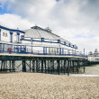 Brighton pier — Stock Photo #14379261