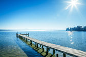 Jetty — Stock Photo