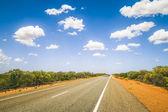 Street to horizon — Stock Photo