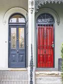 Terrace house paddington sydney — Stock Photo