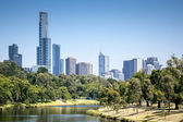 Melbourne — Stock Photo
