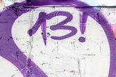Graffiti 13 — Stock Photo