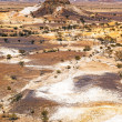 Stock Photo: Breakaways Coober Pedy