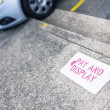 Stock Photo: Pay and display