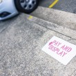 Pay and display — Stock Photo