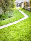 Caminho do jardim — Foto Stock