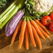 Vegetables — Stock Photo #26027601