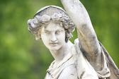 女人雕塑 — 图库照片