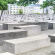 Holocaust Monument — Stock Photo