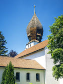 Church in Wessling Bavaria Germany — Stock Photo