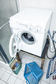 Wash machine — Stock Photo