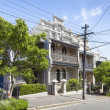 Terrace house paddington sydney — Stock fotografie