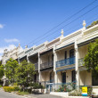 Terrace house paddington sydney — Stock Photo #27392997