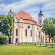 Stock Photo: Wieskirche in Bavaria Germany