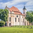 Wieskirche in Bavaria Germany — Stock Photo #30138295