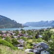 Austria Lake Wolfgangsee — Stock Photo