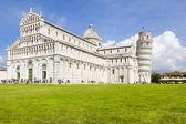 Piazza Miracoli Pisa — Stock Photo