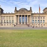 Reichstag berlin — Stock Photo #3458126