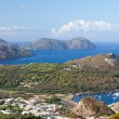 lipari islands — Stock Photo